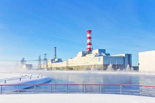 Смоленская АЭС досрочно выполнила план января по выработке электроэнергии