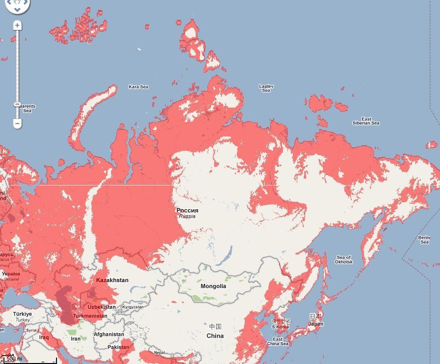 Коли РФ зникне з мап світу? Росія зникне