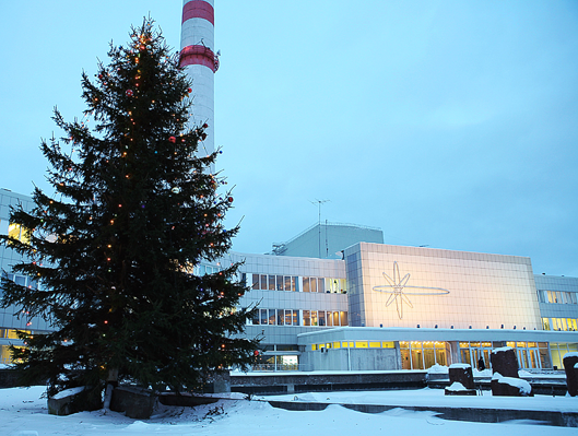 Ленинградская АЭС на 21% увеличила в 2016 году объем инвестиций в основной капитал