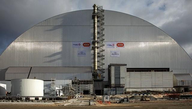 В Чернобыле построят железную дорогу для вывоза отработавшего топлива