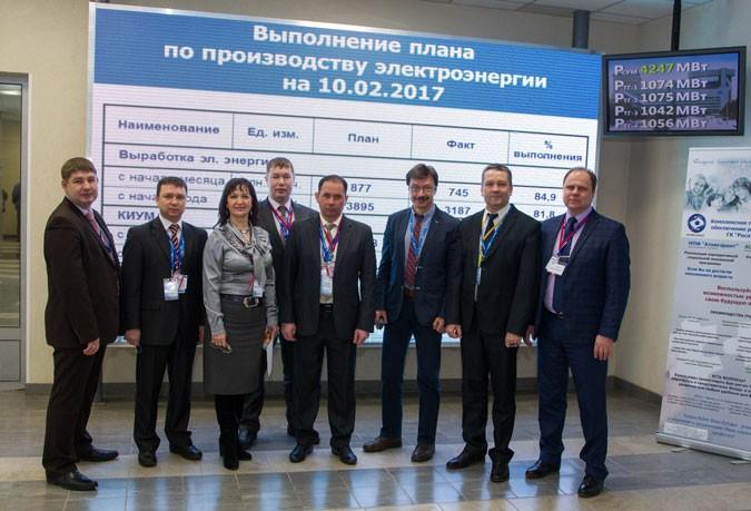 Калининская АЭС: эксперты ВАО АЭС дали рекомендации по организации охраны труда на предприятии