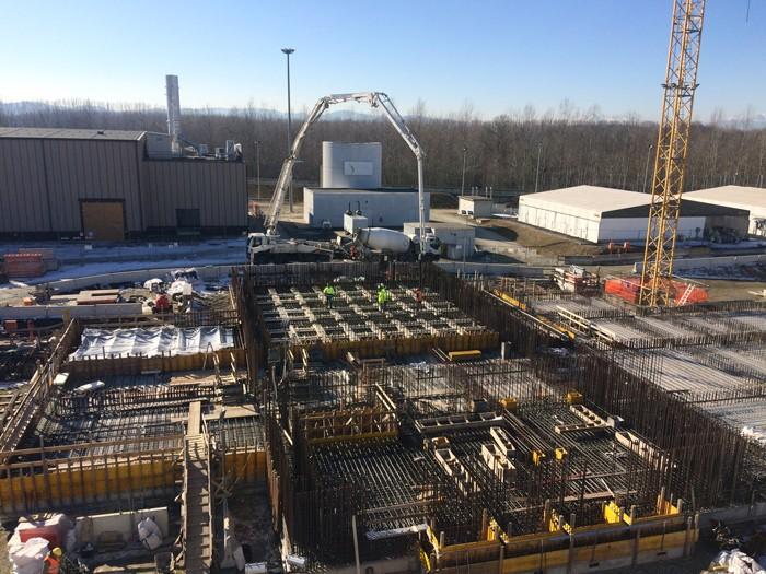 В Италии дан старт строительству нового завода по переработке РАО