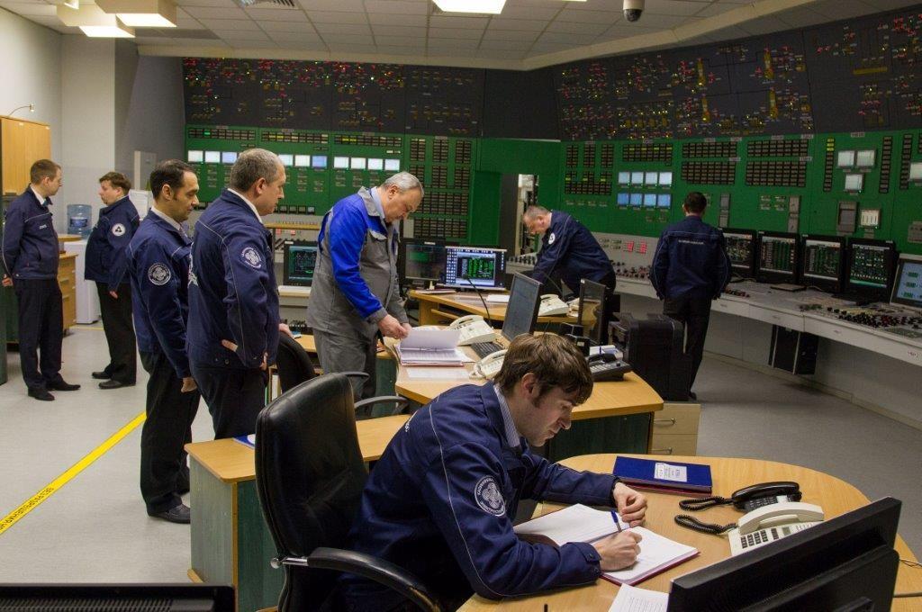 Калининская АЭС: эксперты отметили стремление предприятия развиваться в области обеспечения безопасности