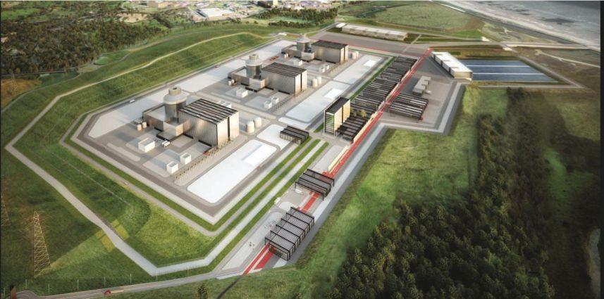 Лидер оппозиции Великобритании выступил за строительство новых АЭС