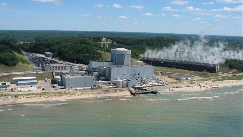Consumers Energy ищет замену закрываемой АЭС Palisades