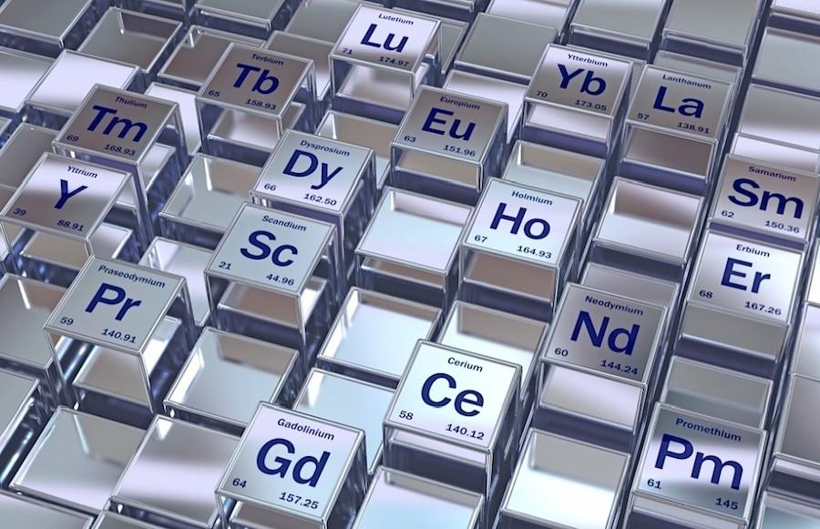 ГХК готов разработать проект по переработке редкоземельных металлов