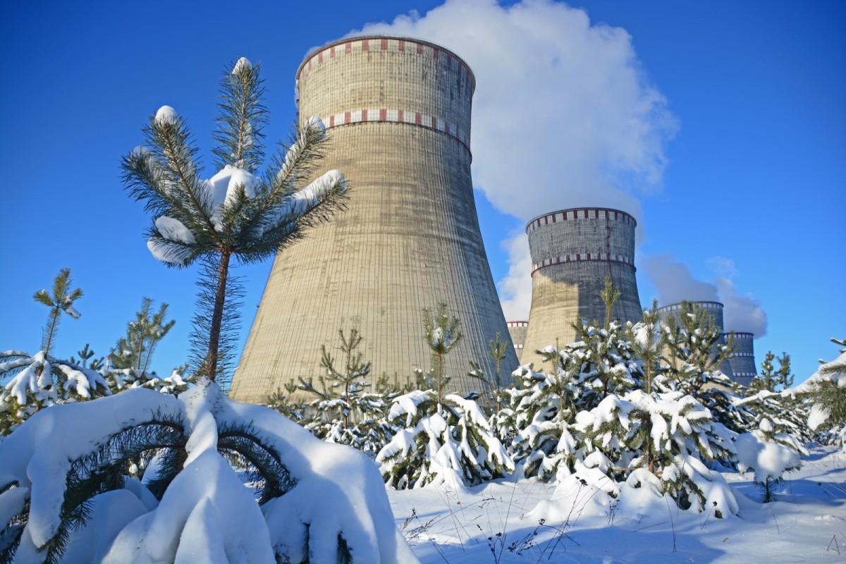 Возобновлено функционирование 3 блока Ровенской АЭС