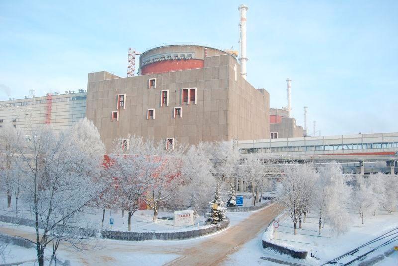 На Запорожской АЭС прошел семинар в рамках технической поддержкт ВАО АЭС