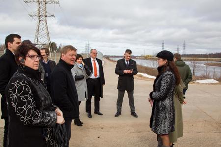 Калининская АЭС: города Калайоки (Финляндия) и Удомля нашли пути для сотрудничества и перспективного развития городов