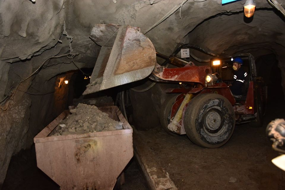 Урановый холдинг «АРМЗ» построит в Краснокаменске завод по производству гранулированных взрывчатых веществ