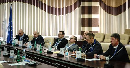 На Ленинградской АЭС стартовала миссия технической поддержки ВАО АЭС