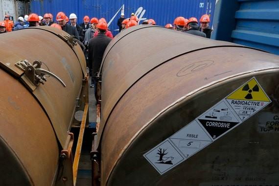 """""""Росатом"""" может снизить уровень добычи на некоторых рудниках в Казахстане"""