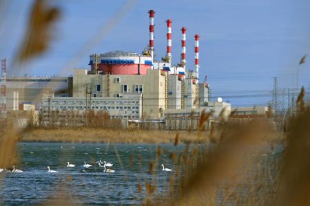 Ростовская АЭС переходит на новые экологические стандарты