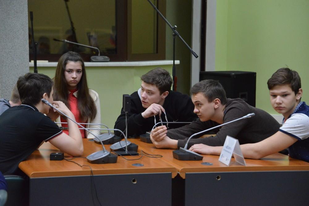 В Курчатове прошла интеллектуальная игра «Экомир вокруг Курской АЭС»