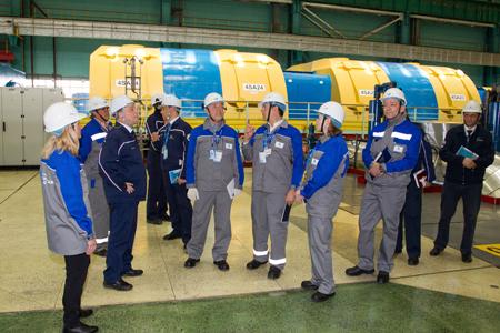 На Калининской АЭС завершилась миссия технической поддержки ВАО АЭС по вопросам культуры безопасности