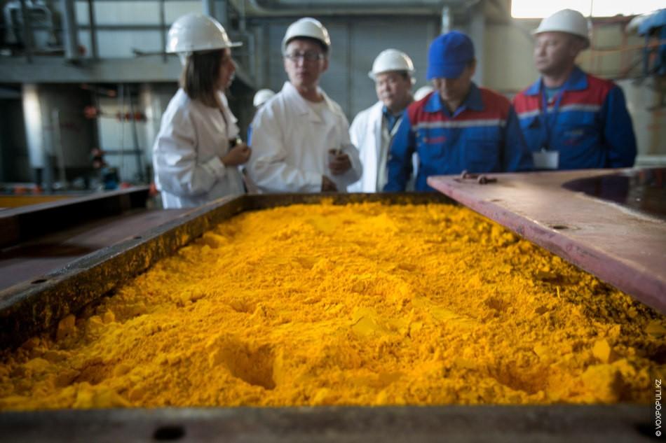"""С 3 по 5 августа в Астане пройдет международная конференция """"Актуальные проблемы урановой промышленности"""""""