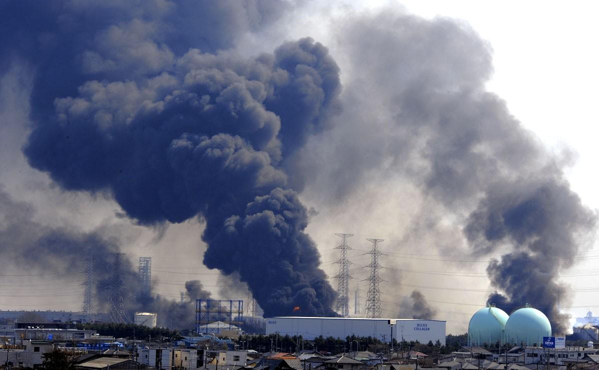 Повреждённый реактор «Фукусимы-1» обследуют «космическими лучами»