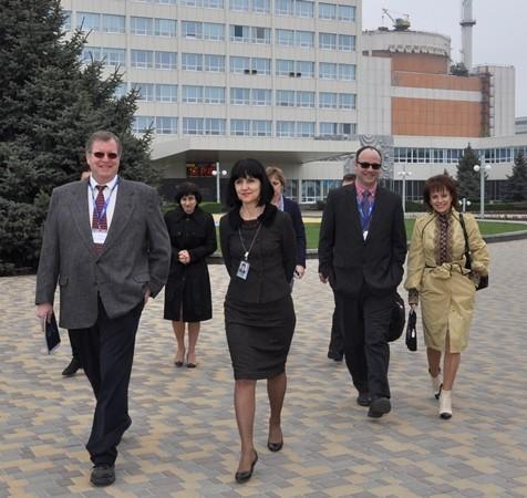 Завершилась миссия технической поддержки на Южно-Украинской АЭС