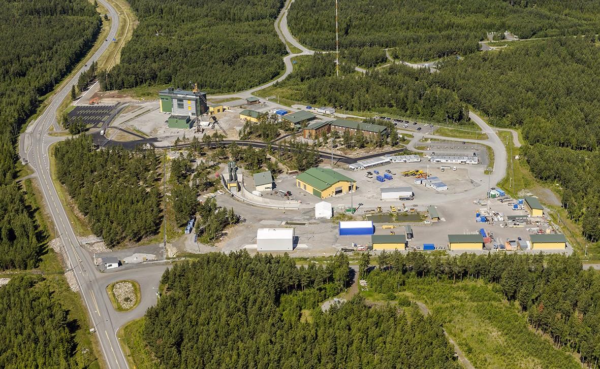 Строительство репозитория Онкало в Финляндии может не уложиться в смету расходов