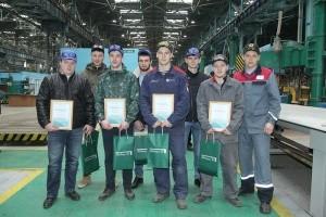 Завершился конкурс профмастерства среди сотрудников машиностроительного дивизиона Росатома
