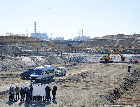 На Курской АЭС-2 образован проектный офис для эффективного управления ходом сооружения станции замещения