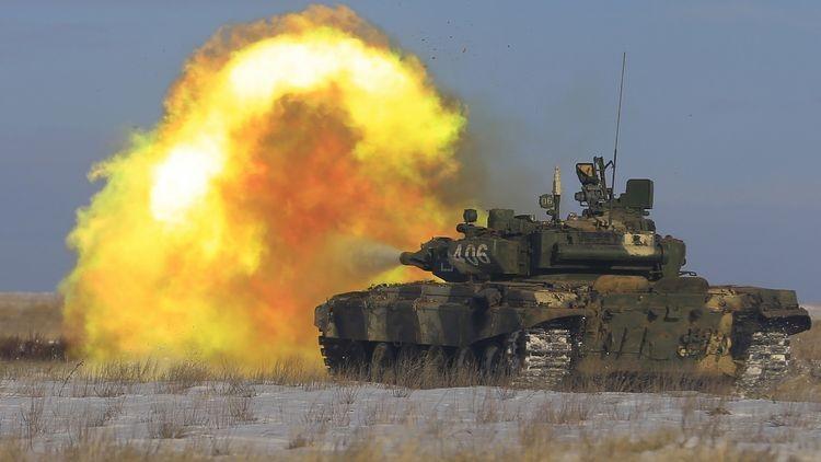 """Западные СМИ: Танк """"Армата"""" получит тактическое ядерное оружие"""