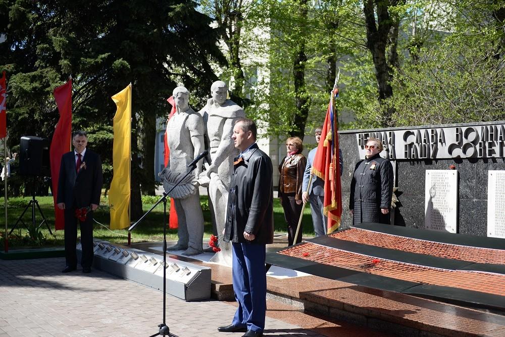 Сотрудники АО «ТВЭЛ» и Московского завода полиметаллов почтили участников Великой Отечественной войны
