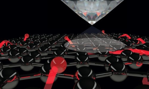 Ученым впервые удалось получить снимки движения электрического тока в графене