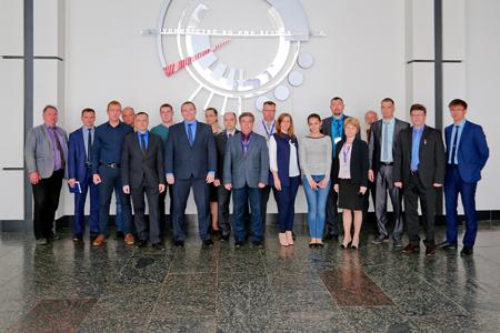 На Смоленской АЭС завершилась миссия технической поддержки ВАО АЭС по вопросам управления ремонтной документацией