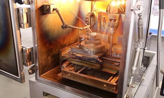 3D-принтер для печати ракетных двигателей представлен на форуме молодых ученых U-NOVUS