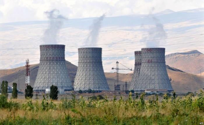Минэнерго: с экономией в 34% завершена большая часть работ по продлению сроков эксплуатации Армянской АЭС