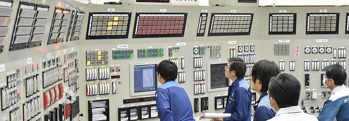 """В Японии начались работы по перезапуску четвертого реактора АЭС """"Такахама"""""""