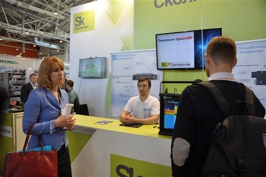 Резиденты ядерного кластера Сколково представили свои разработки на выставке MetrolExpo'2017