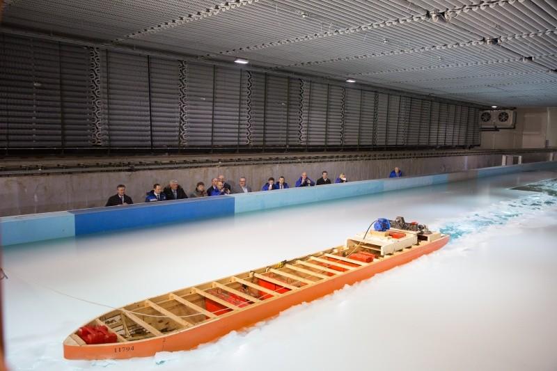 """В Крыловском ГЦН подвели итоги работ, проделанных по проектированию атомного ледокола """"Лидер"""" проекта 10510"""