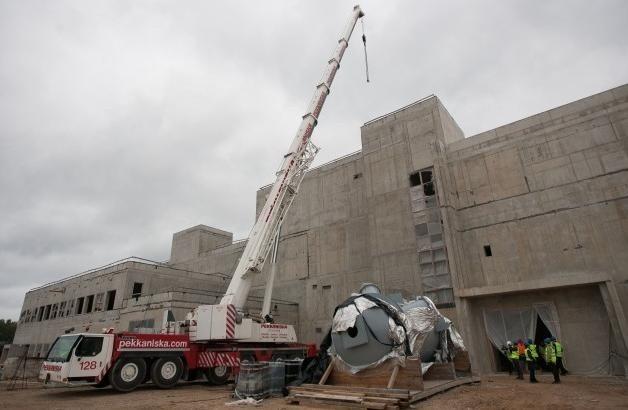Завершены холодные испытания на комплексе по обращению и хранению радиоактивных отходов на Игналинской АЭС в Литве