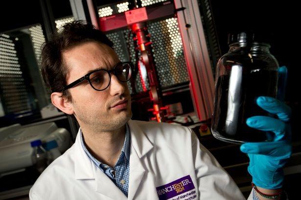 Графен может совершить революцию в ядерной энергетике