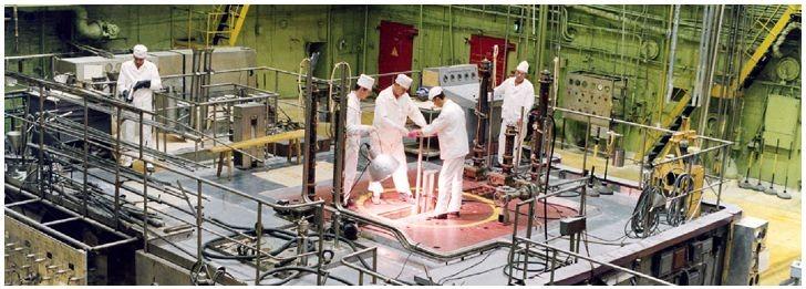 В НИИАР модернизируют исследовательский реактор СМ