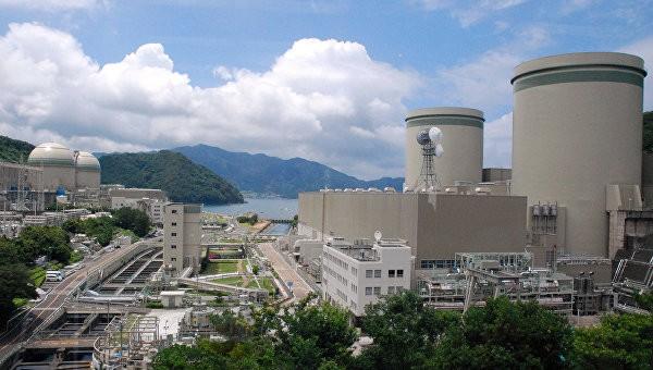 """В Японии успешно прошёл перезапуск четвёртого реактора АЭС """"Такахама"""""""