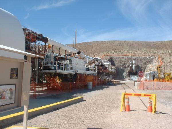 Areva Federal Services готова возобновить работы по Горе Юкка