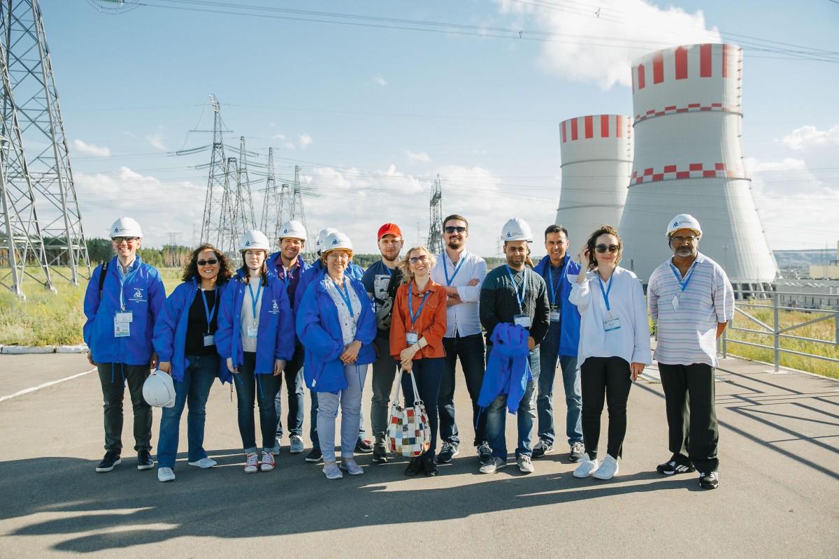 Нововоронежская АЭС: свыше 100 представителей зарубежных государств убедились в высоком уровне технологий и безопасности инновационных блоков поколения «3+»