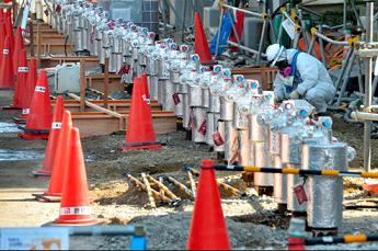 """Оператор """"Фукусимы"""" приступает к заключительному этапу заморозки почвы"""