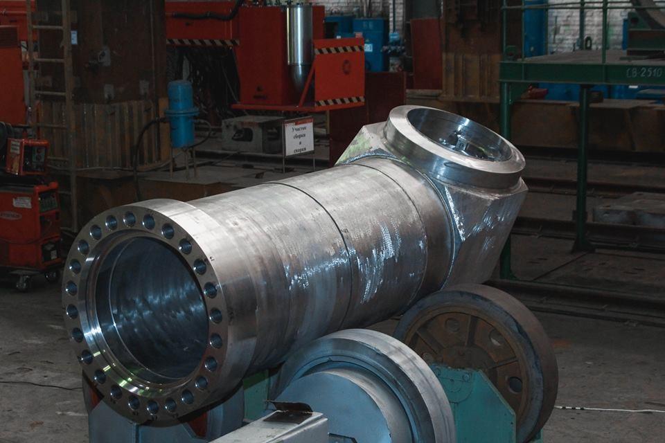 ЗиО-Подольск изготовил четыре гидрокамеры реактора «РИТМ-200» для первого серийного ледокола «Сибирь»