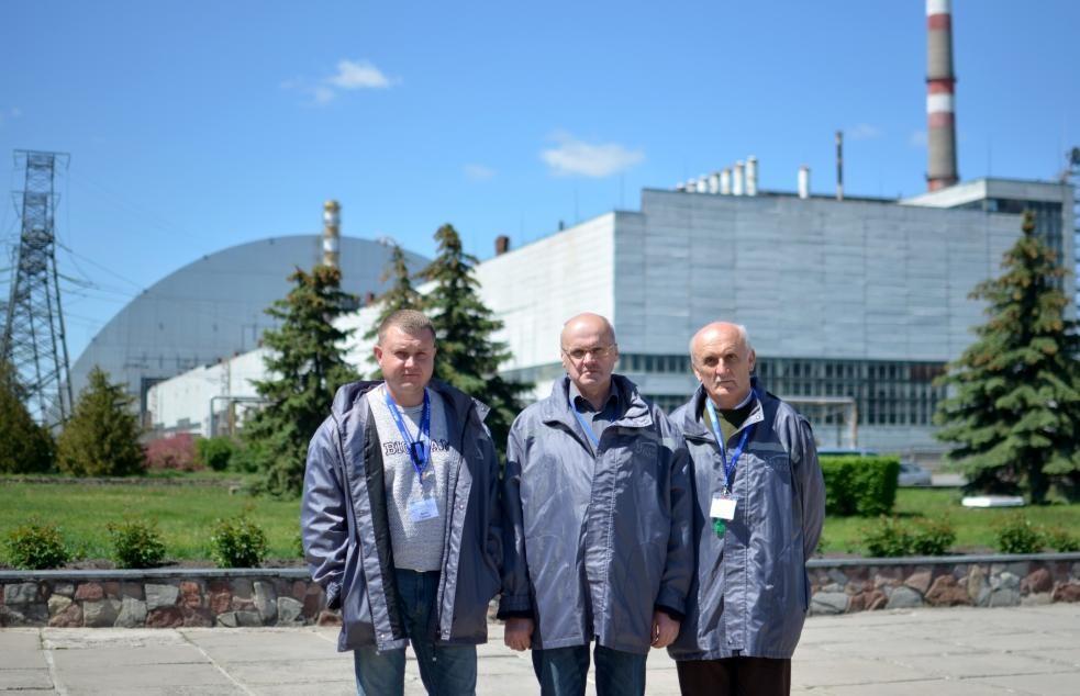 ВАО АЭС провело в Чернобыле миссию технической поддержки по обращению с радиоактивно загрязнёнными водами