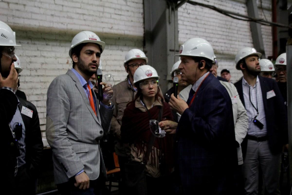 ЗиО-Подольск посетили представители турецких компаний