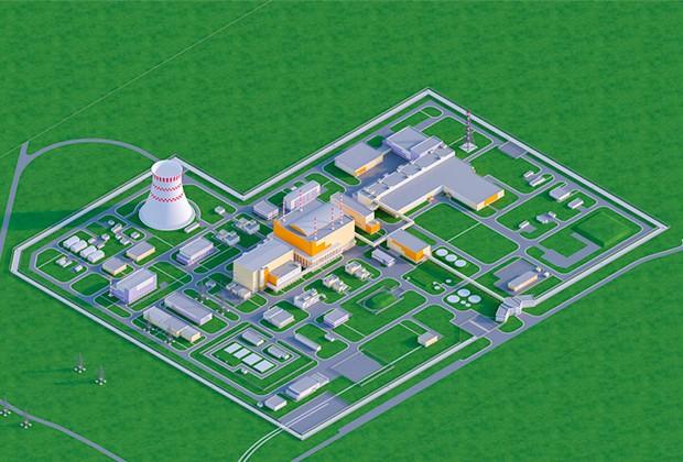 Росатом допустил участие иностранных компаний в строительстве реактора БРЕСТ-300