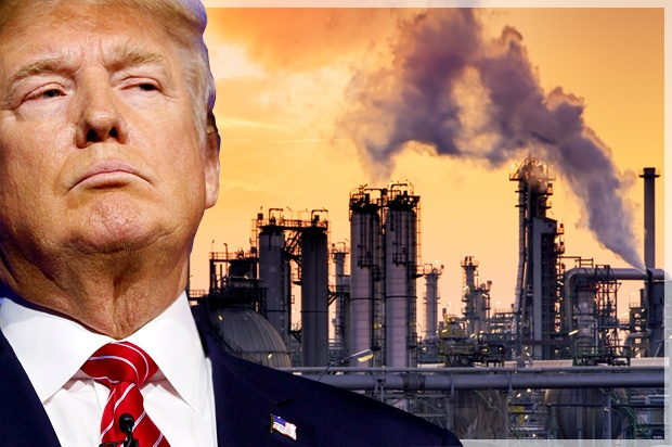 Американские операторы АЭС и политики критикуют решение Трампа о выходе из Парижского соглашения