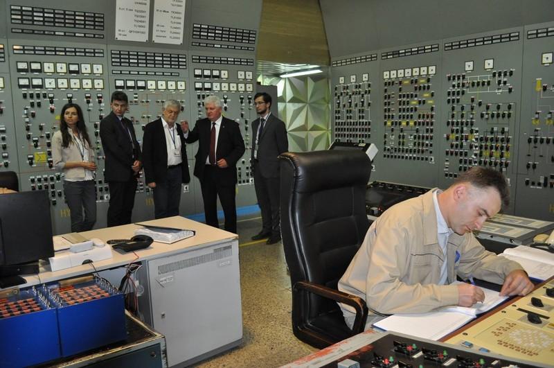 Посол Польши на Украине ознакомился с работой Хмельницкой АЭС