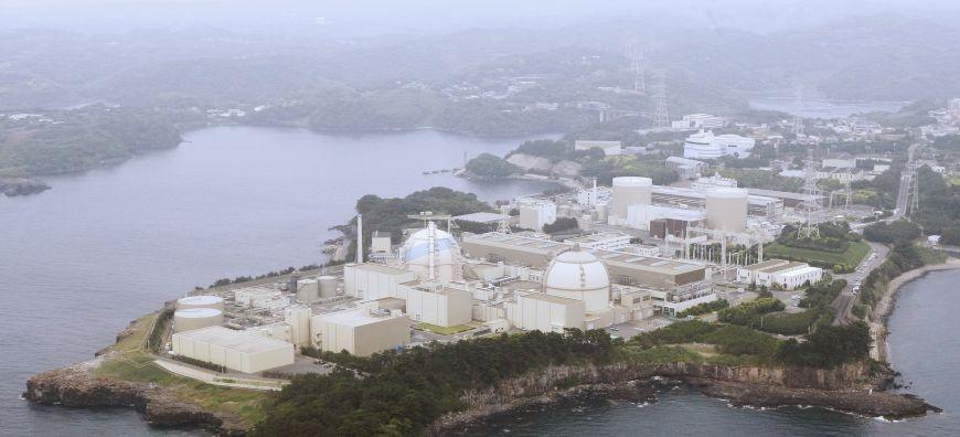 Суд в Японии отклонил иск с требованием отменить перезапуск АЭС Гэнкай