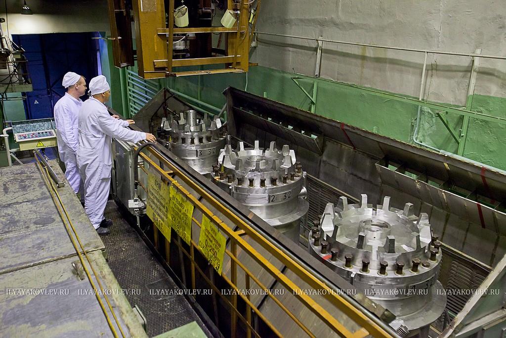 Росатом может помочь странам Европы перерабатывать топливо АЭС