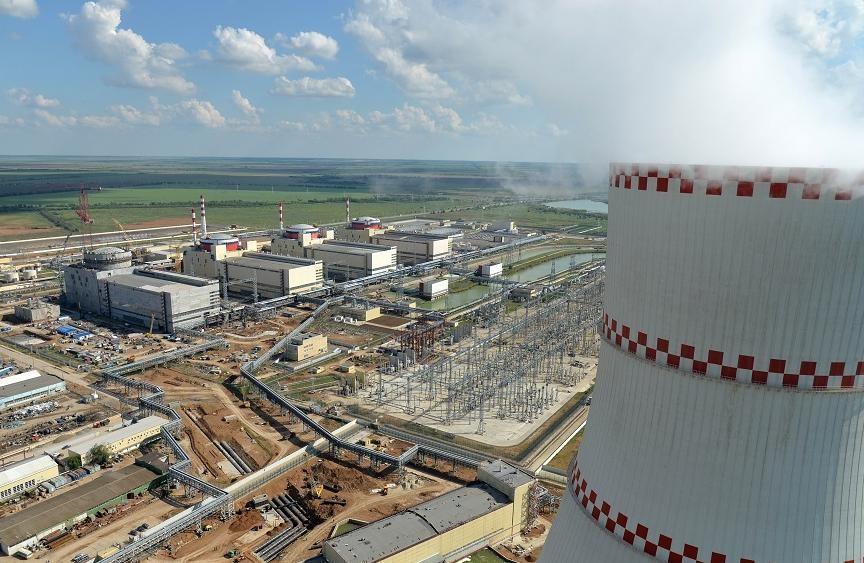 Строители четвертого блока Ростовской АЭС начали стихийную забастовку